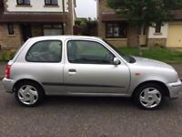 NISSAN MICRA AUTOMATIC ONLY 35000 MILES