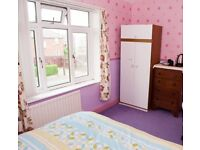 Double Room: £80 per week or £320 per month includes all bills - couples welcome