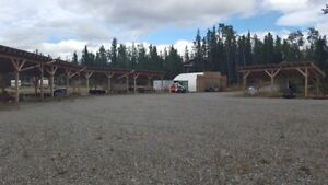 Industrial lot for lease or build to suit