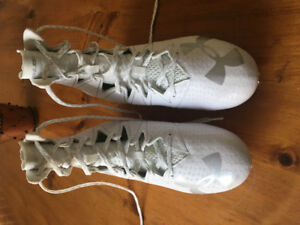 Under Armour Football cleats-never worn
