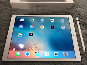iPad Pro Gold 32GB with Apple Pen