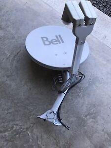 Antenne Bell HD express vu