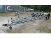 WANTED twin axel trailer for car/boat etx
