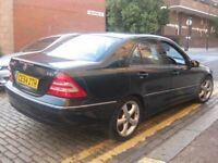 MERCEDES C220 CDI AVANTGARDE SE AUTOMATIC DIESEL FACELIFT MODEL **** 5 DOOR HATCHBACK