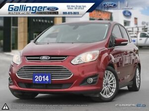 2014 Ford C-Max SEL w/HEATED LEATHER AND NAVIGATION