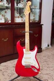 1980s Tokia stratocaster gold star sound