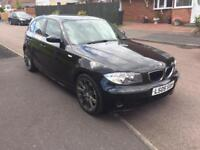 BMW 118D ES 2005 05 PLATE FULL SERVICES HISTORY