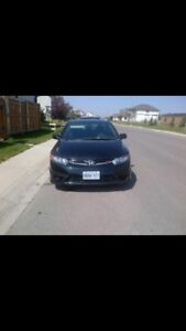 2008 Honda Civic SI - 6 speed standard