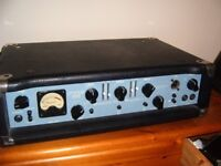 Ashdown ABM EVO11 300 Bass Amplifier Head