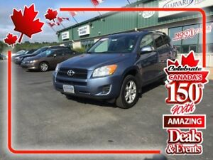 2012 Toyota Rav4 Base  (SUMMER SALE!) NOW $16,950