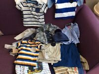 6/9 months boys clothing