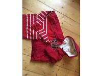 Boys age 3-4 gap hoodie jumper bundle.