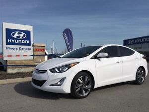 2016 Hyundai Elantra GLS TRADE IN HEATED SEATS SUNROOF