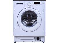LOGIK LIW814W15 Integrated Washing Machine - WhitE
