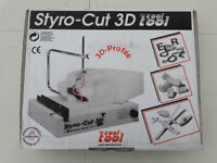New Styro Cut 3D