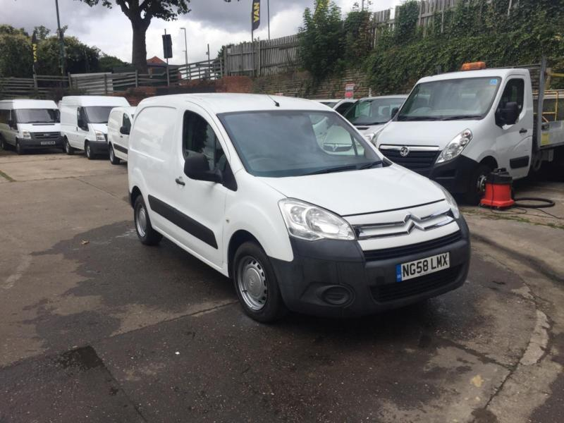Citroen Berlingo 1.6i 16v ( 90 ) L1 625 X LPG Full mot