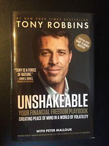 Tony Robbins - unshakeable $20