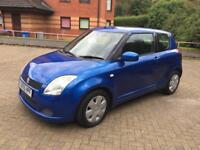 SUZUKI SWIFT 55 PLATE MOT JULY 2018 & SERVICE HISTORY