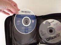 CD/DVD TRAVEL CASE holds 24