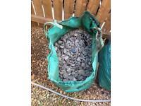 Free stones for garden