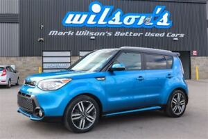 2015 Kia Soul SX LUXURY NEW BRAKES! LEATHER! NAVIGATION! PANORAM