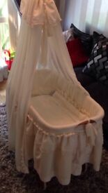 Baby Crib with canopy