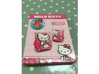 Hello Kitty Deluxe Arm Bands