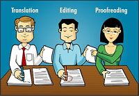 Online Editing & Translation Services