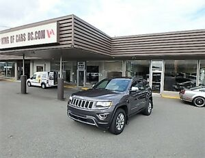2015 Jeep Grand Cherokee 5.7L HEMI LIMITED AWD