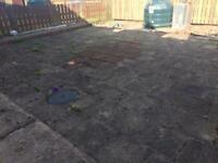 Paving stones/flags