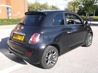 2015 Fiat 500 1.2 S with Bluetooth and Media Manual Petrol Hatchback