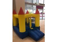 childrens small BOUNCY CASTLE great condition