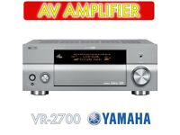YAMAHA 7.1 DOLBY SURROUND CINEMA SOUND AMPLIFIER AMP PRO LEVEL SOUND BOOST EFFECTS AWESOME