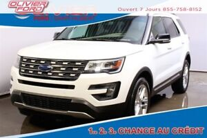2016 Ford Explorer XLT AWD4X4 CAMERA BLUETOOTH NAV MAGS