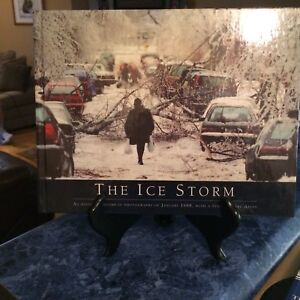 Brand new book ice storm of January 1998