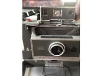 Polaroid Camera 340 with case