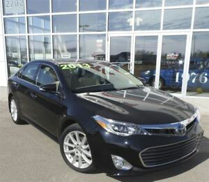 2013 Toyota Avalon - ONE OWNER, ACCIDENT FREE!!!