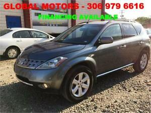 2007 NISSAN MURANO SL - AWD - FINANCING AVAILABLE