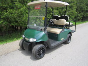 "2015 EZ-GO RXV ""GAS"" CUSTOM GOLF CART *FINANCING AVAIL. O.A.C."