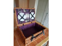 Picnic Hamper by 'Todhunter' £35, offers considered