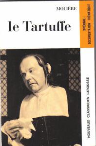 LE TARTUFFE, COMEDIE (FRENCH) MOLIERE -- STRATFORD AVON THEATRE