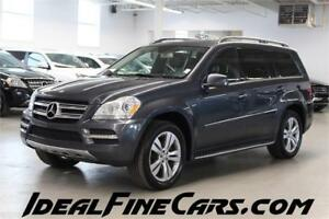 2011 Mercedes-Benz GL-Class GL350 DIESEL/NAV/7PASS/PUSH START