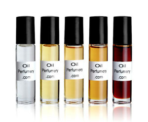 Perfume Oils - Tom Ford, Creed, Kilian