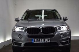 BMW X5 3.0 XDRIVE30D SE [7 SEATS] 5d AUTO 255 BHP (grey) 2014