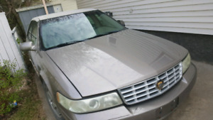 2000 Cadillac sts Seville soft top