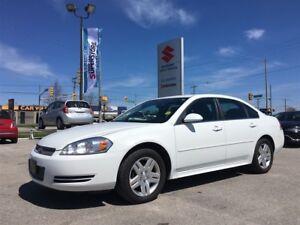 2012 Chevrolet Impala LT ~Low Km ~Power Seat ~Powerful V-6 ~