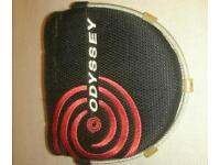 Odyssey Two ball SRT Putter cover.