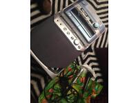 Karaoke Machine plus accessories