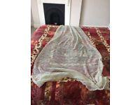 UNUSED! Beautiful handmade shawl