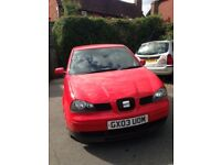 SEAT AROSA 1.0 LITRE MOT TILL FEB 2018 79,000 MILES - OFFERS ACCEPTED